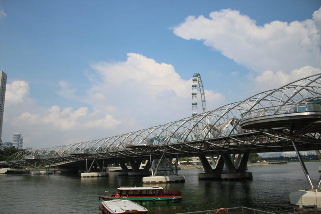 Helix Brücke